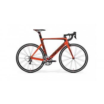 Bicicleta MERIDA 17 REACTO 5000 ROJO NEGRO bicicletasmr.com