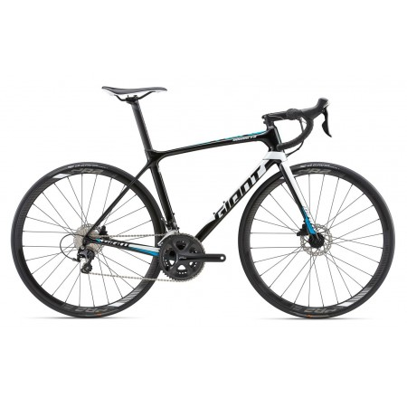 BICICLETA GIANT 18 TCR ADVANCED 2 DISC
