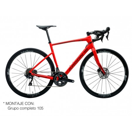 BICICLETA ARGON 18 KRYPTON CS 105