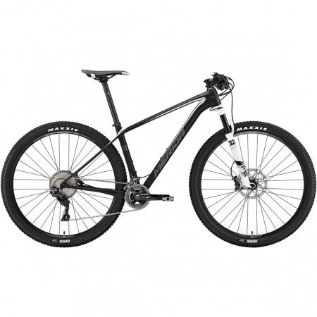 BICICLETA MERIDA 17 BIG NINE XT DI2 CARBON/BLANCO
