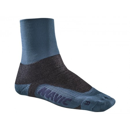 CALCETINES MAVIC ESSENTIAL THERMO + SOCK LYONS BLUE
